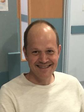 Ian Chapman head and shoulders
