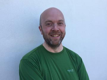 Tim Glenton head and shoulders