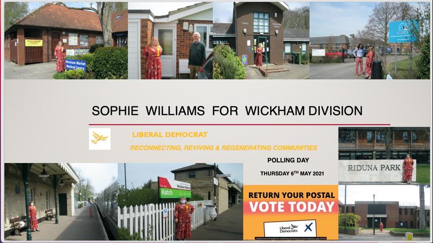 Sophie Williams Wickham (Suffolk Liberal Democrats Sc3)